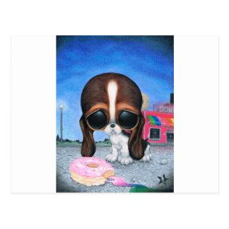 Daisy Postcard