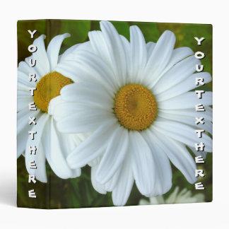 Daisy Recipe Book Personized Recipe Book Binder