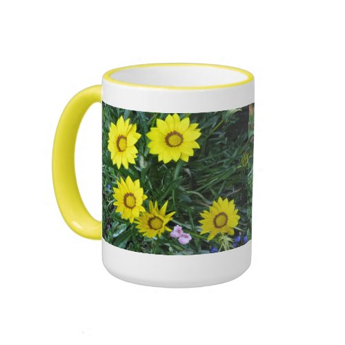 Daisy Ring Coffee Mug