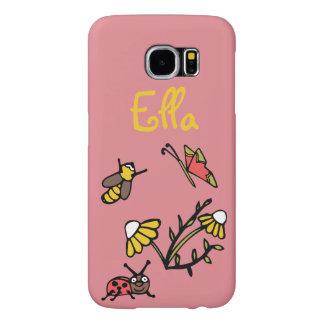 Daisy Samsung Galaxy S6 case