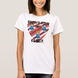 Daisy Scouts Have My Heart T-Shirt