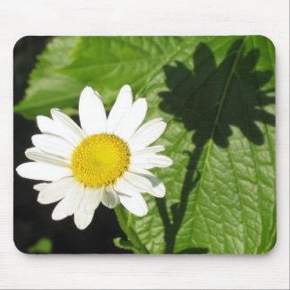 Daisy Shadow Mouse Pad