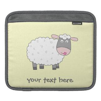 Daisy Sheep iPad Sleeve