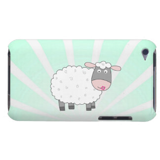 Daisy Sheep iPod Touch Case