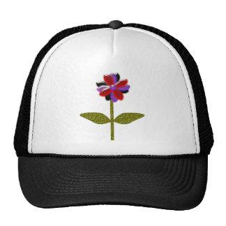 Daisy Shining Plastic Floral Hat