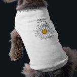 "Daisy Shirt<br><div class=""desc"">Daisy T-Shirt for dogs</div>"