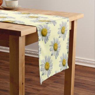 Daisy Short Table Runner