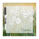 Daisy Spring I Dry-Erase Board