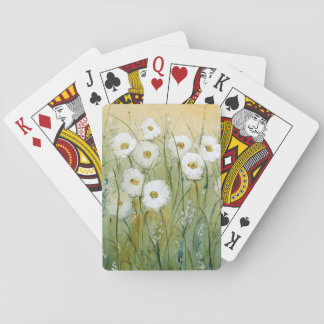 Daisy Spring I Playing Cards