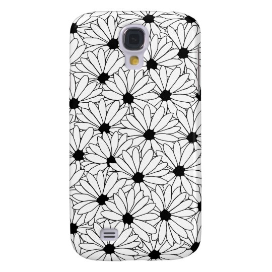 Daisy Storm Pattern iPhone 3G/3GS Case
