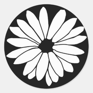 Daisy Storm Sticker
