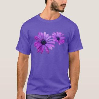 Daisy T-shirt Purple Flower Wildflower Daisy Shirt