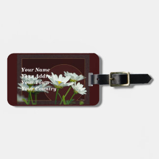 Daisy Tag For Luggage