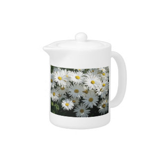Daisy Tea Pot