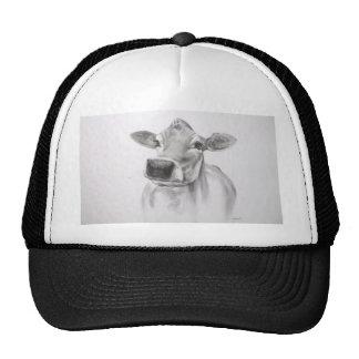Daisy The Cow Cap Trucker Hat