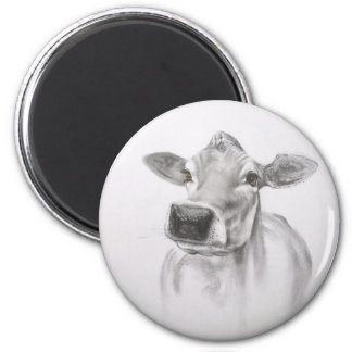 Daisy The Cow Magnet