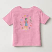 Daisy & The Gumboot Kids - Toddler Hoodie