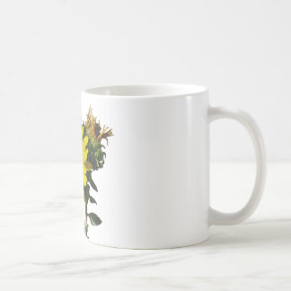 Daisy Thistle Cup Coffee Mugs
