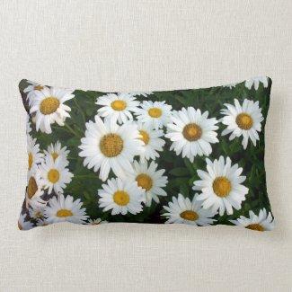 Daisy Throw Pillows