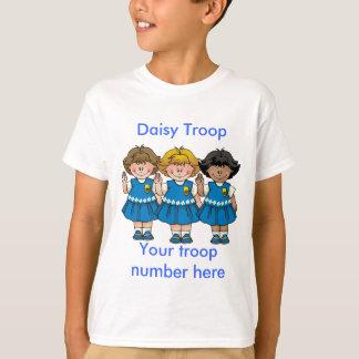 Daisy  Troop T-Shirt