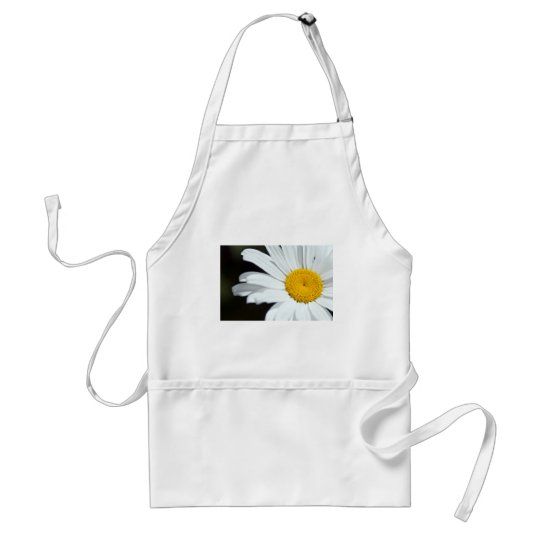 Daisy Up Close Adult Apron