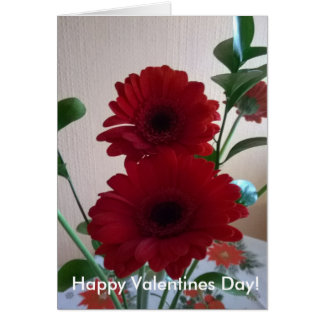 Daisy Valentine´s Day Card