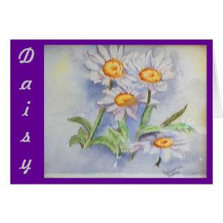 DAISY VALENTINE S DAY GREETING CARD