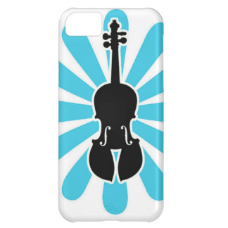 Daisy Violin iPhone 5C Cases