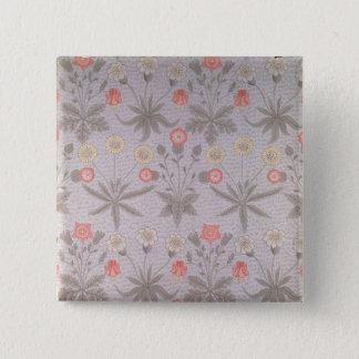 Daisy' wallpaper design pinback button