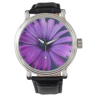 Daisy Watch Classic Gerbera Daisy Wrist Watch