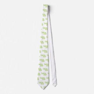 Daisy Wedding/ Dad of Bride Neck Tie