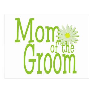 Daisy Wedding/ Mom of Groom Post Card