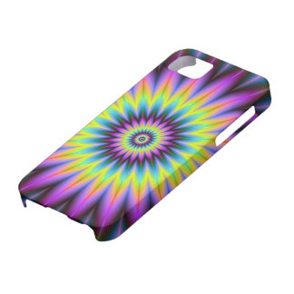 Daisy Wheel iPhone 5 Barely There iPhone SE/5/5s Case
