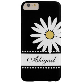 Daisy with Changable Color Barely There iPhone 6 Plus Case