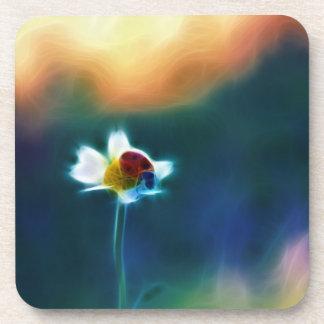 Daisybug Coaster