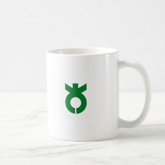 Daito, Osaka Coffee Mugs