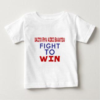 DAITO RYU AIKI BUJUTSU FIGHT TO WIN BABY T-Shirt