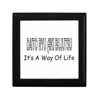 Daito Ryu Aiki Bujutsu It's A Way Of Life Gift Boxes