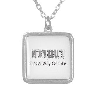 Daito Ryu Aiki Bujutsu It's A Way Of Life Personalized Necklace