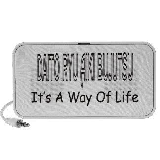 Daito Ryu Aiki Bujutsu It's A Way Of Life Travel Speakers