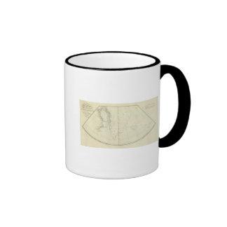 Daivs Straits and Baffin Islands Bay Coffee Mug