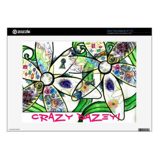 ¡dAiZy! Ilustraciones Acer Chromebook Skin
