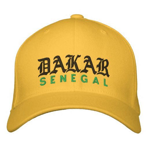 DAKAR, SENEGAL HAT