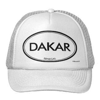 Dakar, Senegal Mesh Hat