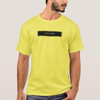 Dakargelb Dakar Yellow 267 T-Shirt