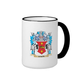 Dakin Coat of Arms - Family Crest Mug