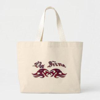 DaKine Flames Canvas Bags