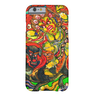 Dakini Riding a Black Dog Barely There iPhone 6 Case