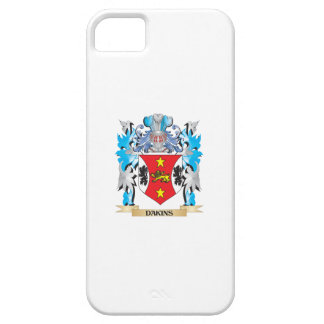 Dakins Coat of Arms - Family Crest iPhone 5 Covers
