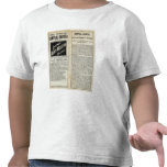 Dakota central camiseta